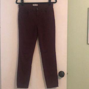 Madewell Jeans - Like New